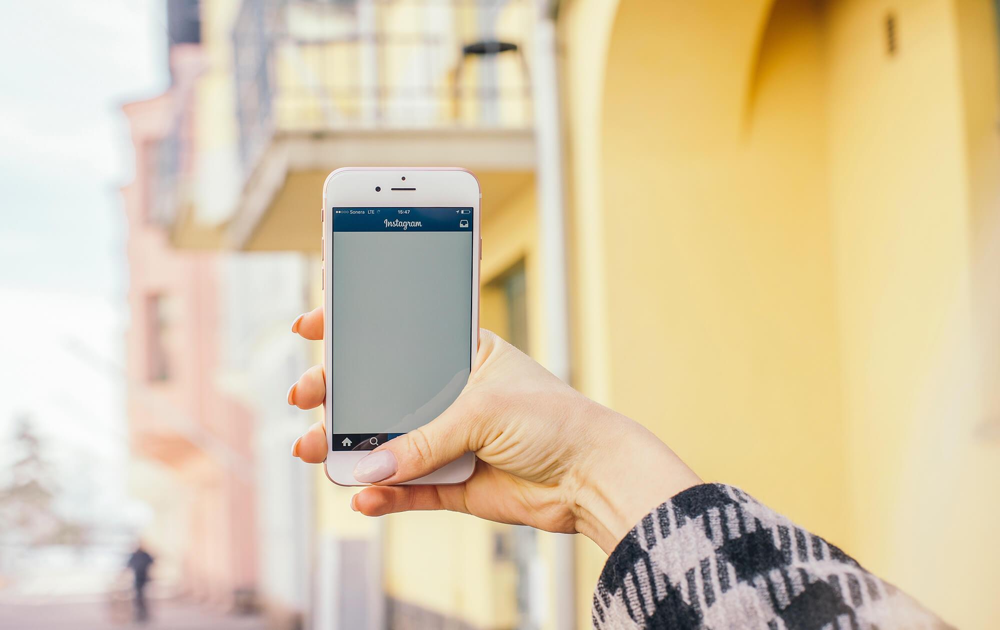 Instagram-uutuudet: kasvofiltterit sekä sijainti- ja hashtag-tarrat