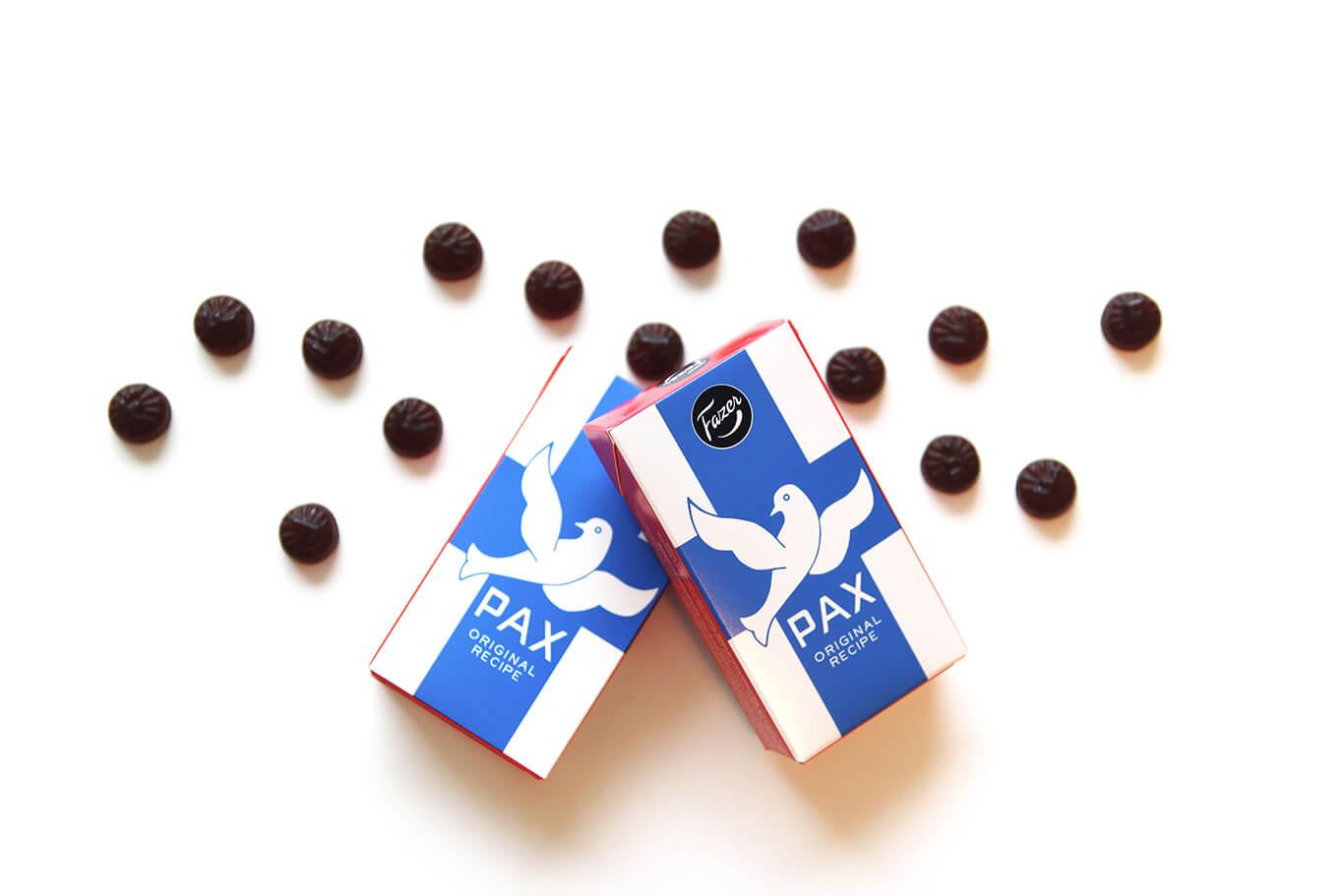 50-luvun mainoksia: Pax-pastilli