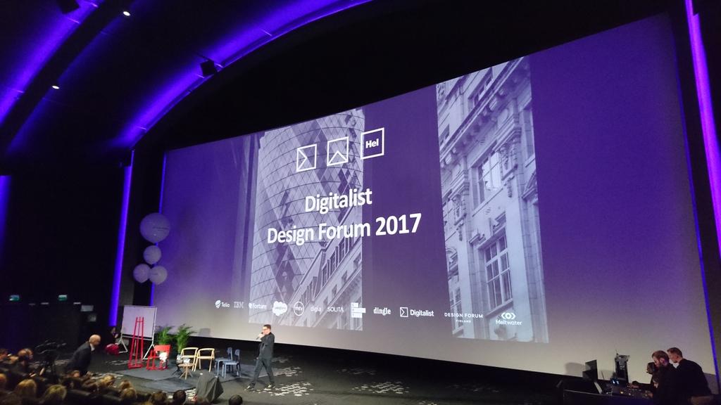 Digitalist Design Forum
