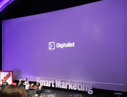 Aller Digitalist Smart Marketing Summit 2018 – miltä tulevaisuus näyttää?