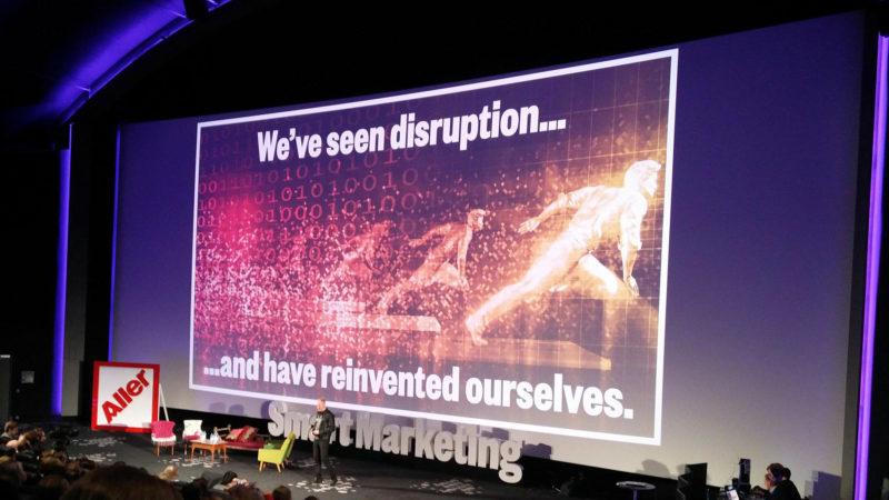 Aller Digitalist Smart Marketing Summit 2018