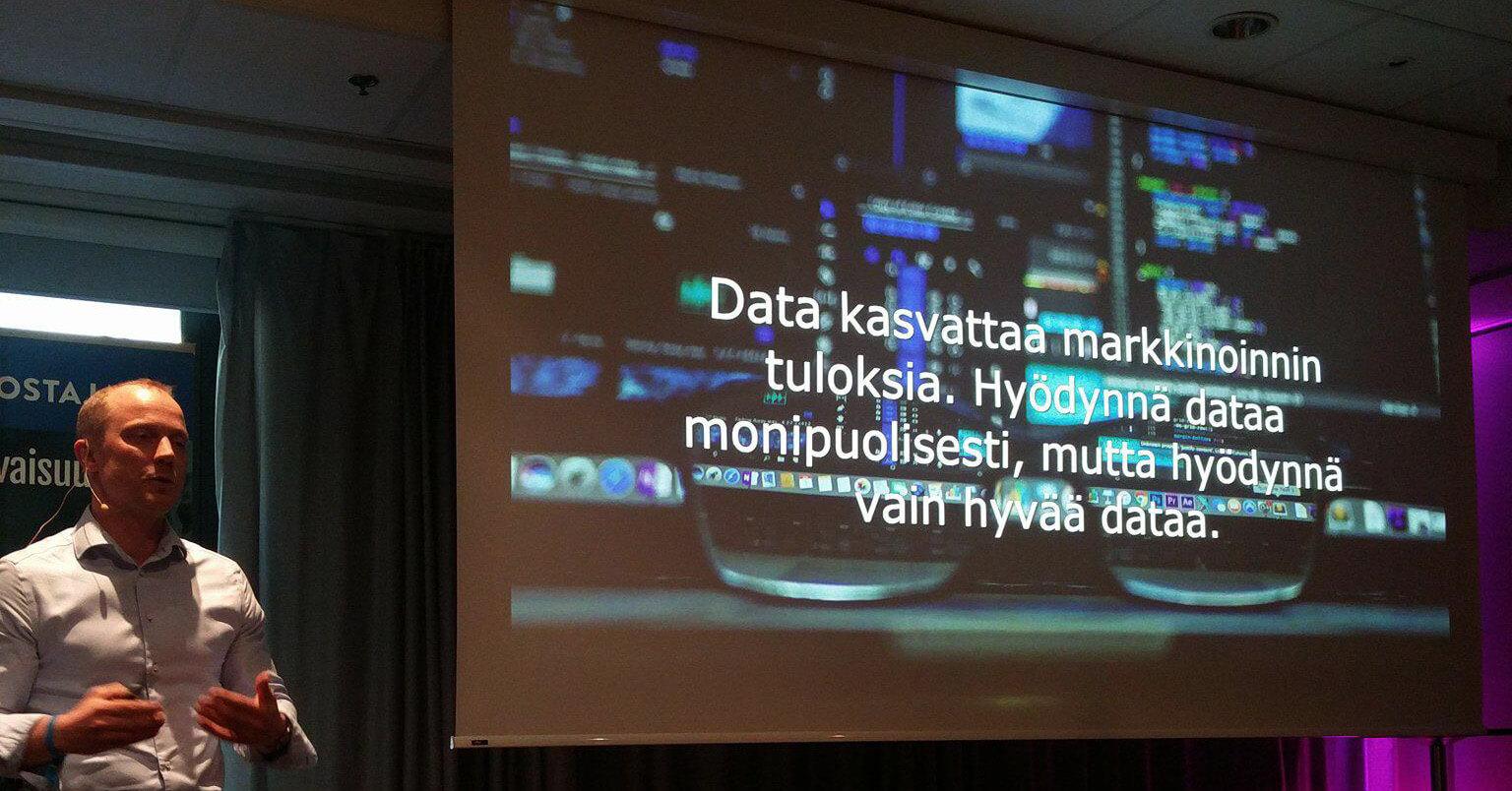 DigiArena Helsinki - hyvä ja paha data