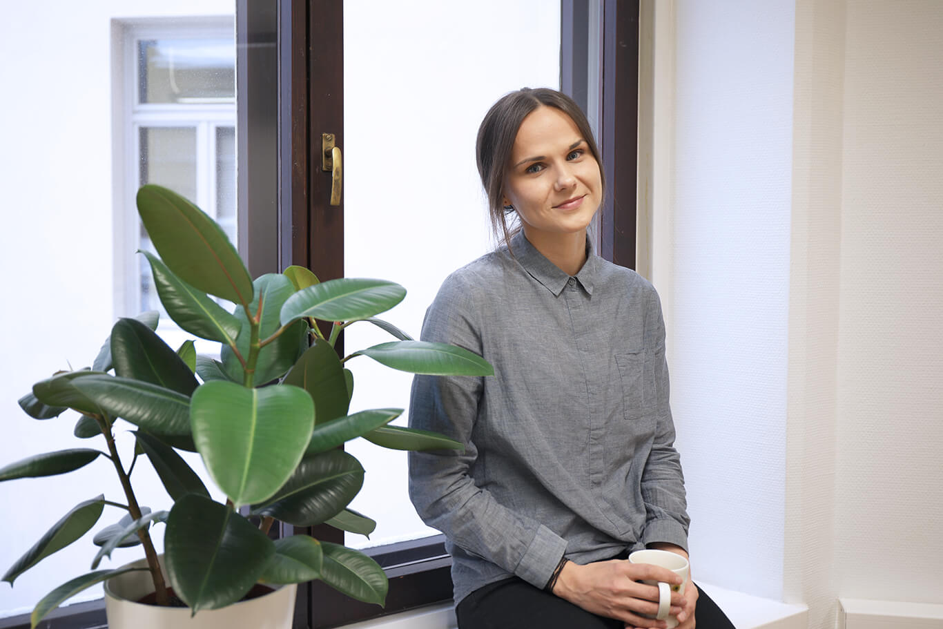 Harjoittelijana Kuplilla