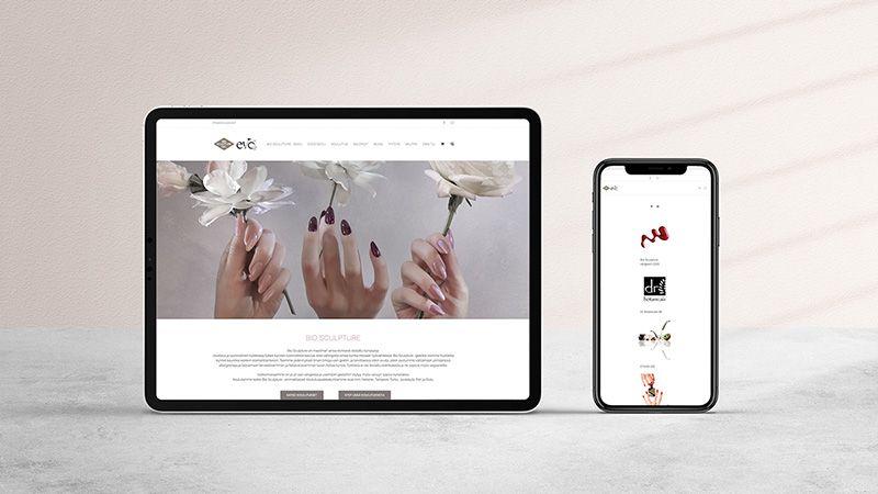 Biosculpture woocommerce