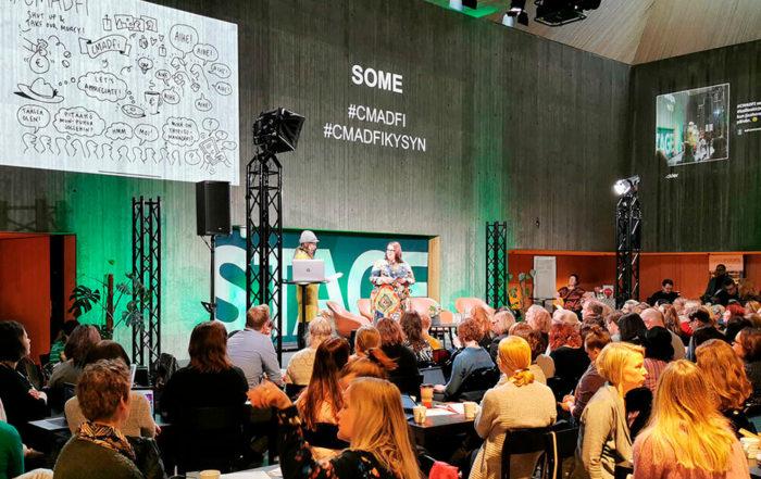 CMAD järjestettiin nyt ensimmäistä kertaa Helsingissä