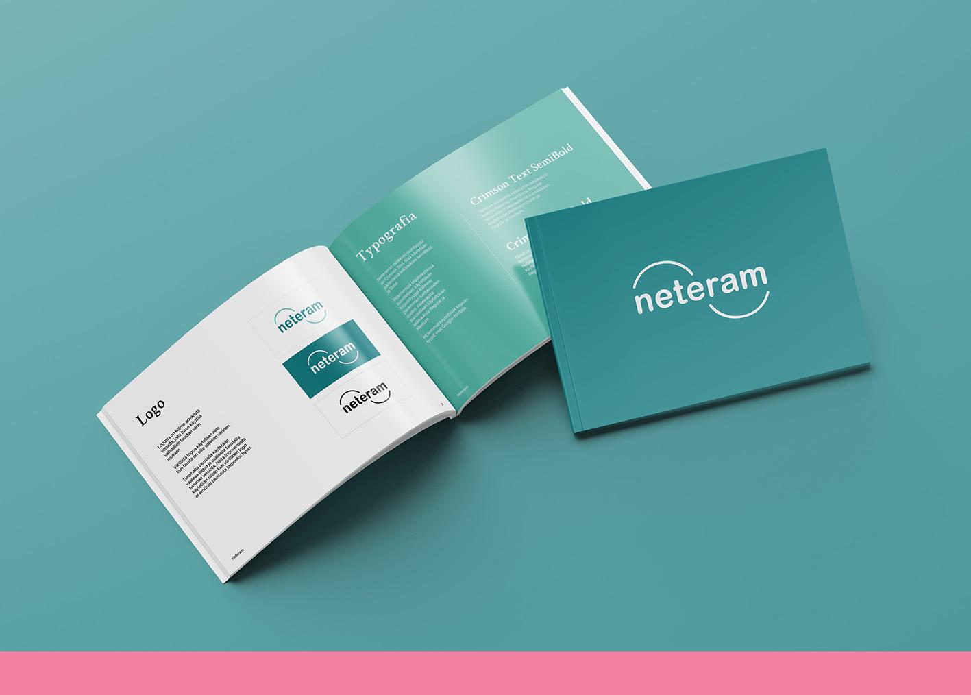 Neteram - graafinen ohjeisto